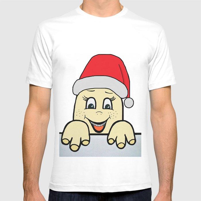 T Shirt Weihnachten.Merry Christmas Frohe Weihnachten Joyeux Noël Buon Natale Navidad Feliz Natal с рождеством T Shirt