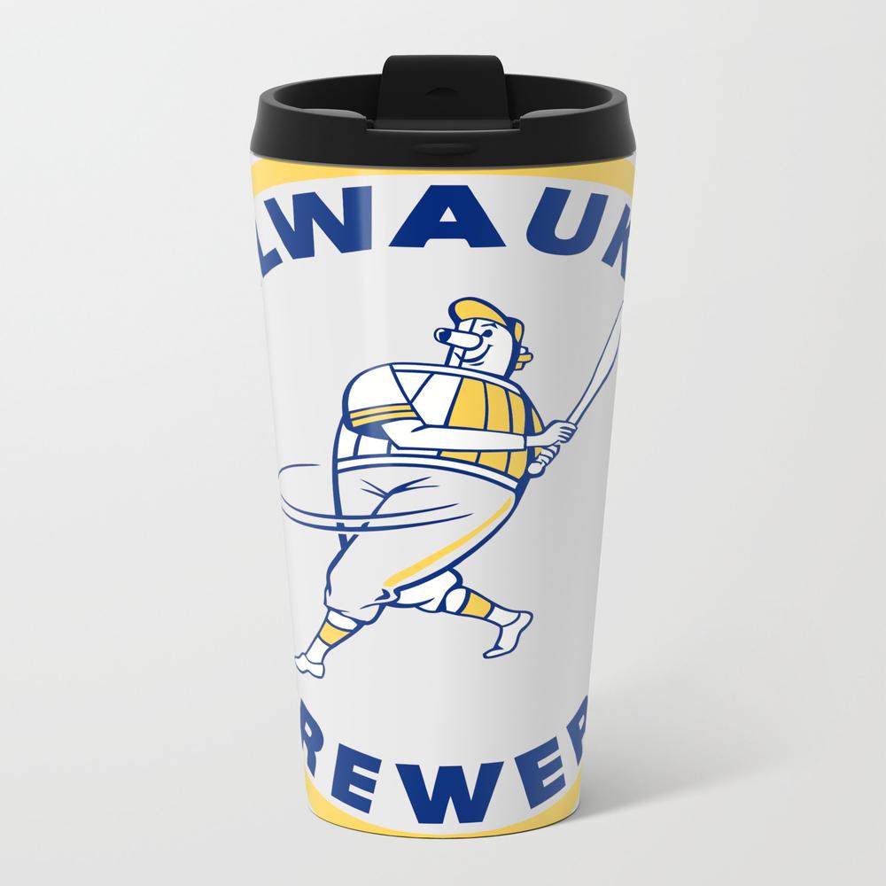 Milwaukee Brewer Travel Mug TRM7896259