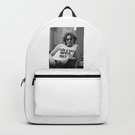 Rock and Roll Never Dies Backpack