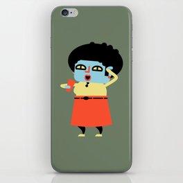 Doris (Alt) iPhone Skin