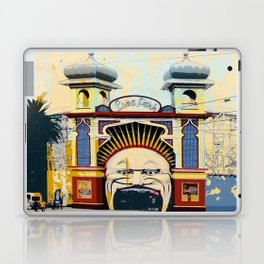 Luna Park in St.Kilda Laptop & iPad Skin