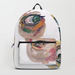 Watching Eyes Backpack
