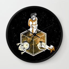 Space Dandy - Welcome to Dimension X Wall Clock
