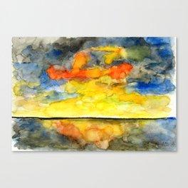 Mixed Colors 2 Canvas Print