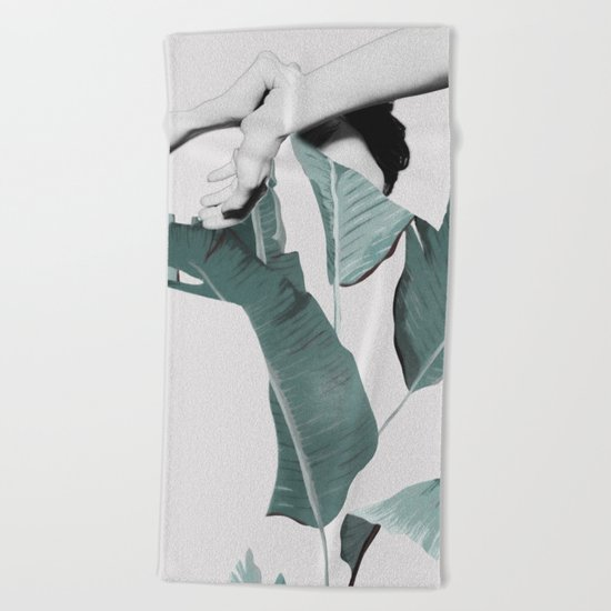 WOMAN 22c Beach Towel