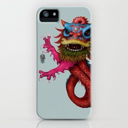 drgn iPhone Case