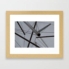Look Above Framed Art Print