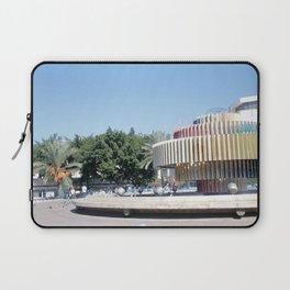 Tel Aviv photo - Dizengoff Square Laptop Sleeve