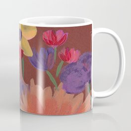 Autumn Blooms Coffee Mug