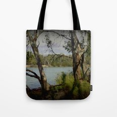 The Mighty Murray River Tote Bag