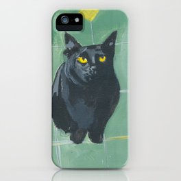 Your Dogs Mug iPhone Case
