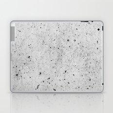 Light Concrete Texture Print Laptop & iPad Skin