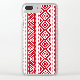Pirtanauha Clear iPhone Case