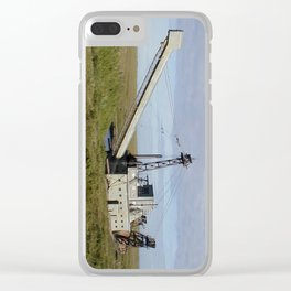 Another Old Gold-Digger Clear iPhone Case