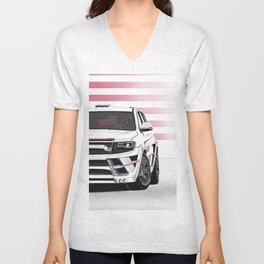 Jeep Cherokee SRT Artrace body-kit Unisex V-Neck
