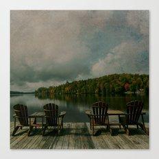 The Adirondacks Canvas Print