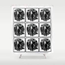 We Will Not Be Silenced IV Shower Curtain