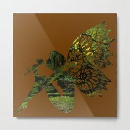 Fairy 9 Metal Print