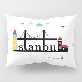 Istanbul. Pillow Sham