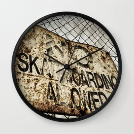 Disallowed Wall Clock