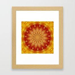 Mandala  27 Framed Art Print