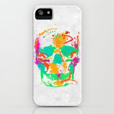 Dead Color Skull Slim Case iPhone (5, 5s)