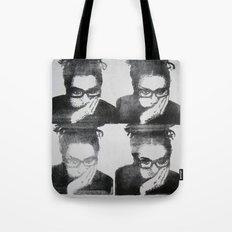 MISS AMERICA Tote Bag