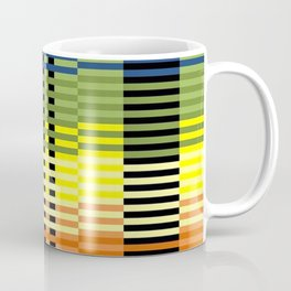 Patterns of Colors In Excel Coffee Mug
