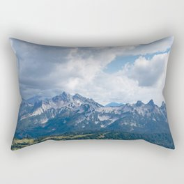 Above Paradise Rectangular Pillow