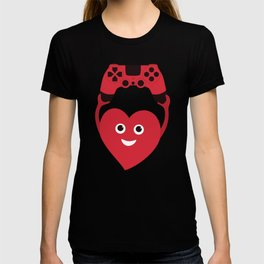 Gaming Heart T-shirt