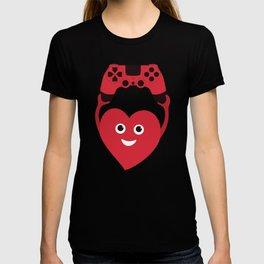 Gaming Heart T-shirt