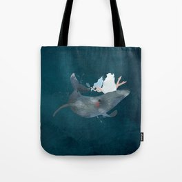 In the deep Tote Bag