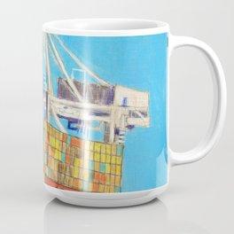 Container jockey Coffee Mug