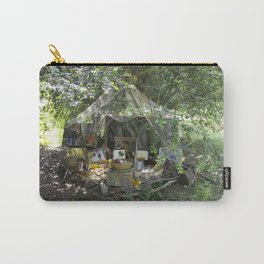 Rabbit's Storytelling Throne, No. 2 Carry-All Pouch