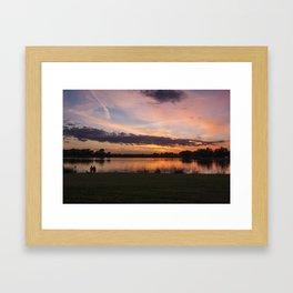 Ada Hayden Reflections Framed Art Print