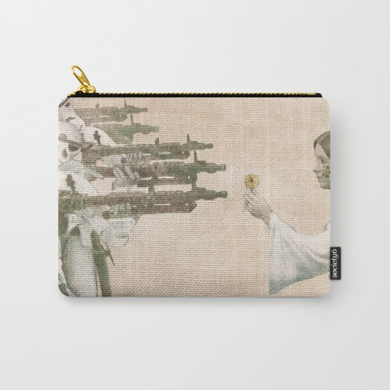 Flowers for Alderaan Carry-All Pouch