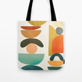 Modern Abstract Art 72 Tote Bag