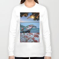 thailand Long Sleeve T-shirts featuring Rak Thailand by wetravelasequals
