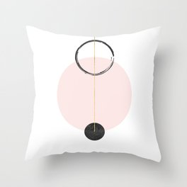 The Ascend Throw Pillow