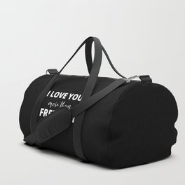 The True Love Duffle Bag