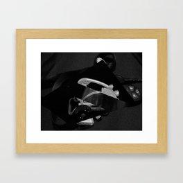 Gatherer Four Framed Art Print