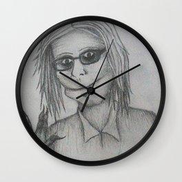 Jonathan Davis Fanart Wall Clock