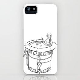 Dead Mermaid iPhone Case
