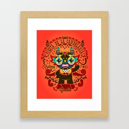 Candito - Patroncitos Framed Art Print