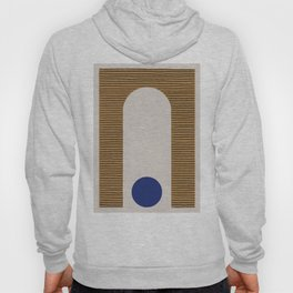 Blue Circle #1 Hoody