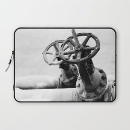 Pipeline valves Laptop Sleeve