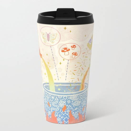 Dream Potion Metal Travel Mug