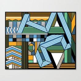 jerez Canvas Print