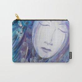 Dream Blossom [Square] Carry-All Pouch