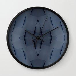 CONCRETE SYMMETRY 1.5. Wall Clock
